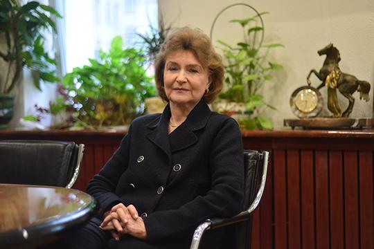 Наталия Нарочницкая:«Тывыбираешь, либо тыделовая женщина, которая строит свою карьеру, либо тымать семейства. Появились целые проповеди жизни без детей, для своего удовольствия»