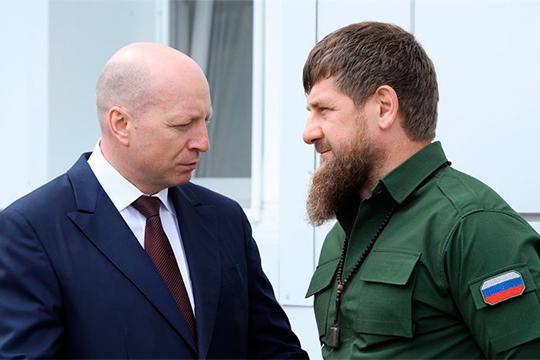 Кавалер ордена Кадырова истарый знакомый Феофана: кто возглавит ФСБ поТатарстану?