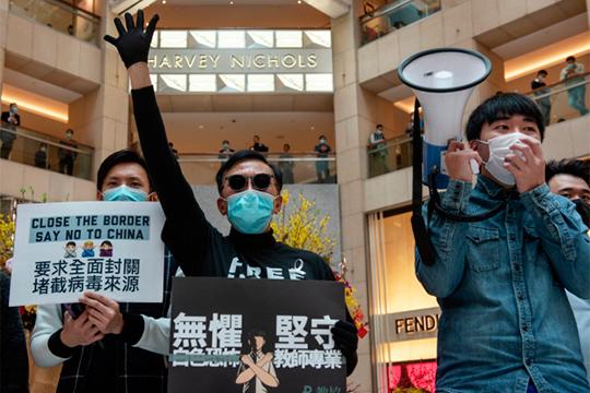 «Из разных источников мы видим, что протестные настроения в Китае растут и в первую очередь в рабочей и студенческой среде. Все больше трудовых конфликтов с участием мигрантов»
