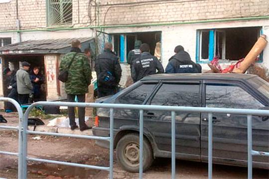 МВД иФСБ провели масштабную спецоперацию «Эдельвейс», завершившейся штурмом квартиры, где находилисьвооруженные боевики,наулице Химиков вКазани