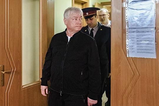 Самое значимое— это дело экс-бенефициара ТФБРоберта Мусина, расследование которого велось под жестким контролемФСБ