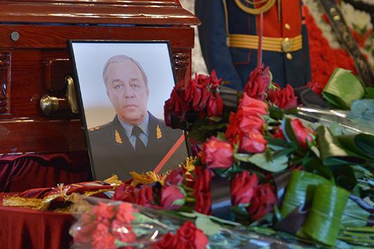 Вноябре 2013 годаначальник республиканского УФСБАлександр Антонов трагическипогиб.Хамитов направах первого зама занял его пост