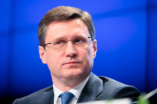 Александр Новак: «Текущая ситуация на нефтяном рынке находится в пределах прогноза…»