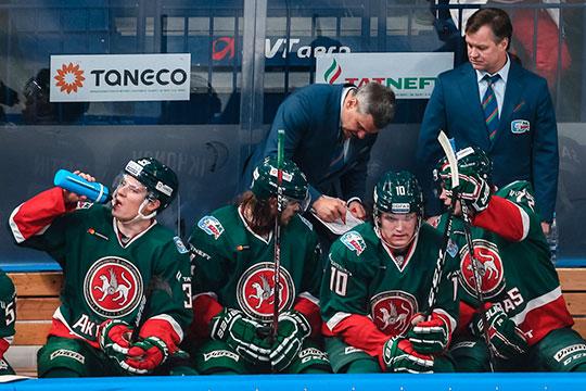 «Я думаю, игроку и тренеру легче, когда они уже знакомы. Тренер знает, что хоккеист может, что не может, где он может вписаться в команду»