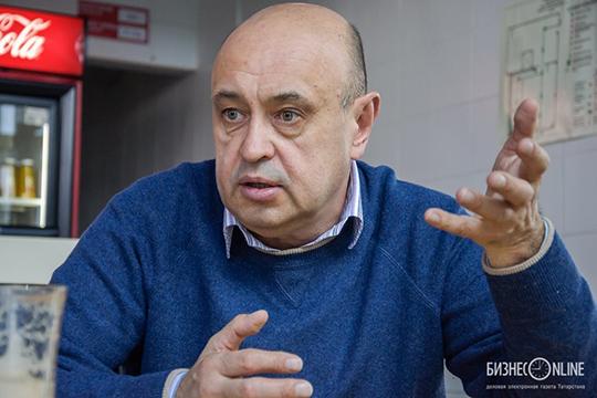 Идея строительства банных комплексов натерритории всего Татарстана пришла кижевскому предпринимателюЮрию Бычковуеще в2018 году