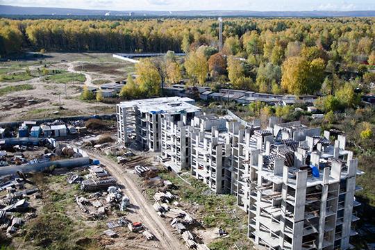 «Строительство должно быть в черте города с освоением территорий, которые раньше считались не очень эффективными с точки зрения отдачи»