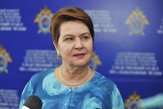 Сария Сабурская: «Люди пришли совсеми теми вопросами, которые призвано решать следственное управление следственного комитета»