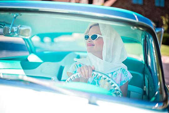 «То, сколько женщин сейчас водит машину, тоже шаг в сторону равенства — придется мужчинам признать, что мы тоже можем водить автомобиль и ничего страшного в этом нет»