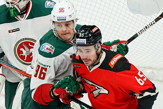 Никита Лямкин:«Наш хоккей поменялся кардинально: онбыл силовым ипри Зинэтуле Хайдяровиче, носейчас онстал ещё иагрессивным»