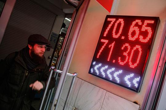 «Рубль уже невосстановится доуровня 60 рублей задоллар»