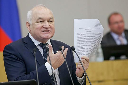 Ильдар Гильмутдинов: «Есть распоряжение минпросвещения до1апреля учесть вместе сзаинтересованными сторонами все предложения. Возможно, вапреле появятся новые стандарты»