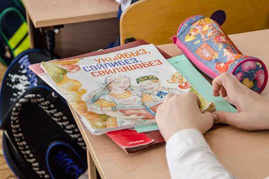 «Надо думать, если кто-то желает изучать татарский встатусе государственного, товрамках новых стандартов возникнет вопрос, вкакую часть учебного процесса его вписать, что сэтим делать, какие учебники ипособия готовить»