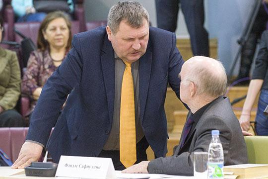 Ркаил Зайдулла проголосовал против поправок в российскую Конституцию