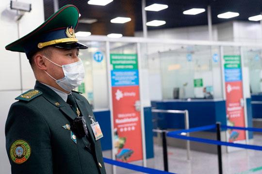 «Власти Казахстана неоднократно заявляли отом, что успешная трехмесячная борьба снедопущением проникновения короновируса дала свои результаты— вКазахстане нет ниодного больного сCOVID-19»