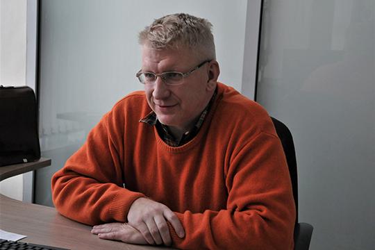 Алексей Набатов:«Ябоюсь, что будут тянуть скарантином допоследнего, когда уже будет всё совсем стихийно. Нотакие меры, как карантин, надо всегдаделать раньше»