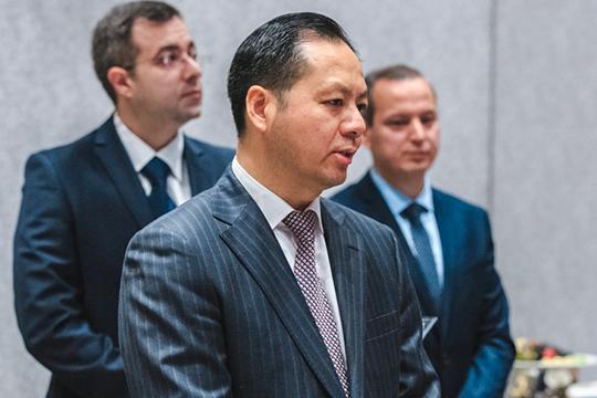 Генеральный консул Китайской Народной Республики в Казани Инцинь ответит на вопросы читателей «БИЗНЕС Online»