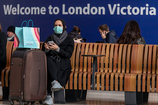 «Неудобства в основном связаны с запретами на поездки, которые распространяются на большую часть мира»