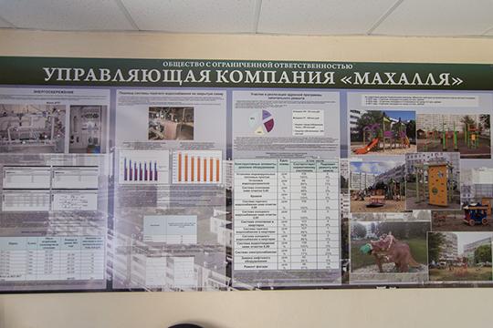 Осенью прошлого года Галаутдинов создал УК «Жилэнергосервис» и предложил жильцам домов, находящихся на территории УК «Махалля» перейти к нему на обслуживание