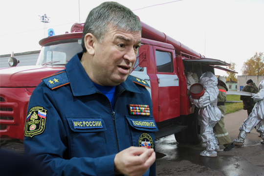ЧПуРафиса Хабибуллина: спасатели Татарстана кошмарили нефтяников?