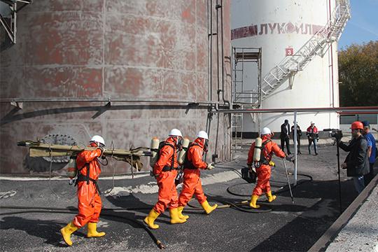 После создания ОДС по крупнейшим нефтегазовым компаниям Татарстана прокатилась волна учений от МЧС. Сотрудники предлагали заключить контракт с ОДС, во избежании проблем. Отказов почти не было
