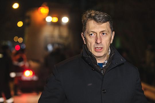 Игорь Куляжев:«Зимой было 90 переходов температуры через ноль! Асфальт разрушился, поэтому приходится принимать срочные меры поего восстановлению, уменьшению аварийности»