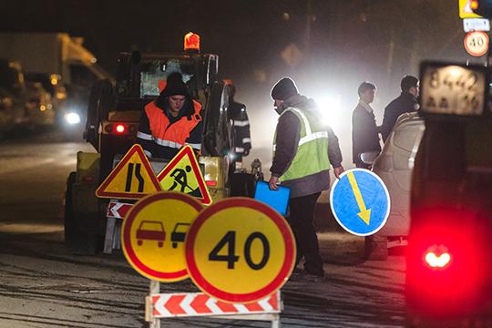 Власти Казани раскрыли «кухню» стартовавшего вконце февраля ямочного ремонта дорог— онобойдется в79млн рублей