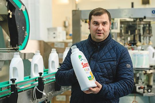 Рустем Нуреев, «Нэфис Косметикс»: «Люди стали экономить даже настиральных порошках»