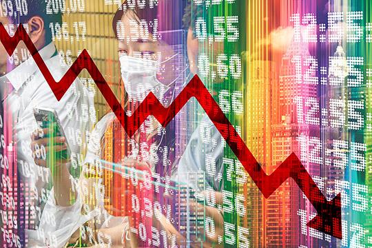 То, что ничего хорошего сегодня нас неждет, стало ясно еще утром¸ после закрытия азиатских рынков.Они дружно упали, отличалась только глубина падения