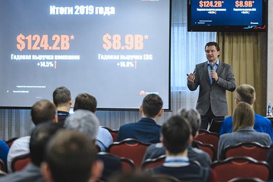Александр Столяров о результатах работы Huawei в 2019 году
