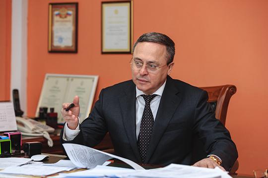 Илдус Курбиев:«Должна быть государственная программа— спланом иобязательным бюджетом на3-5-7, аесли надо, иболеелет»