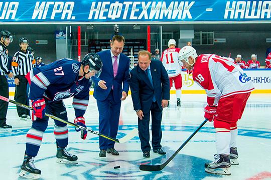 Новость об избрании Шигабутдинова стала неожиданностью, поскольку ранее «Нефтехимик» всегда возглавлял человек, занимавший пост гендиректора «Нижнекамскнефтехима»