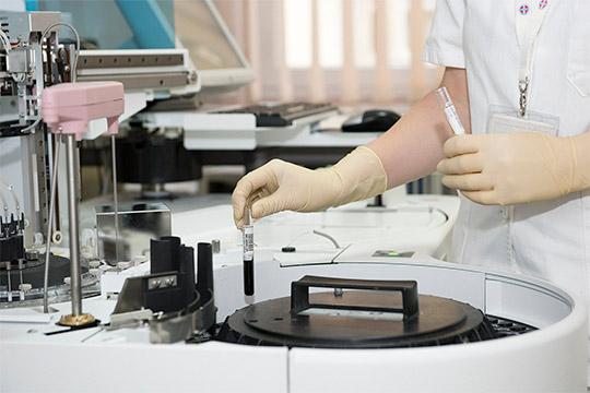 Вреспублике планируется выпускать приборы, способные оперативно ставить пациентам диагнозы при помощи быстрой генетической диагностики инфекционных заболеваний