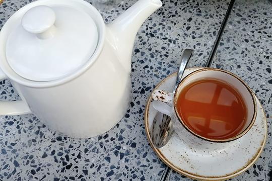 Фруктовый листовой чай «Манго, ананас, чили»
