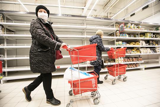 «Друг закупил на оптовом складе макарон и круп на 10 тысяч рублей»