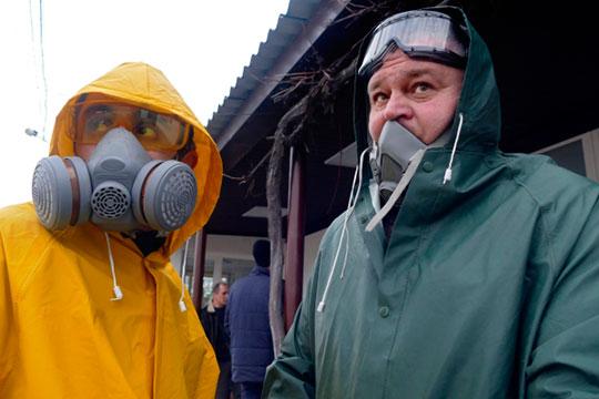 Насегодняшний день режим повышенной готовности из-за угрозы коронавируса как биологического бедствия ввели все 85 регионов страны