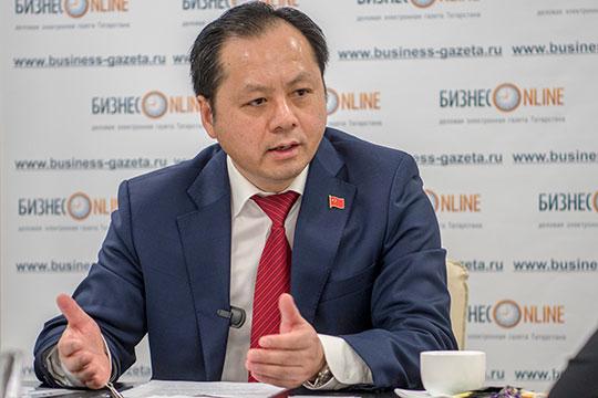 «Это очень опасный вирус!»: генконсул Китая в Казани о борьбе с COVID-19
