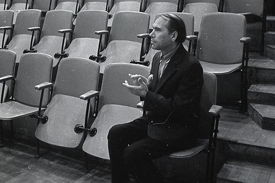 Напрошлой неделе вКазани на83-м году жизнискончалсябольшой татарский композитор ивиртуозный пианистРенат Еникеев