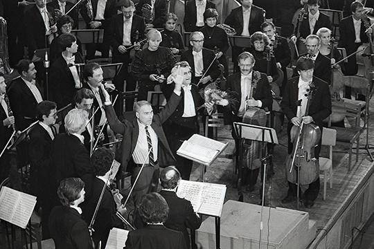«УЕникеева было удивительное отношение, удивительное чувство благодарности ктем композиторам старшего поколения. Онихвсех называл учителями икорифеями»