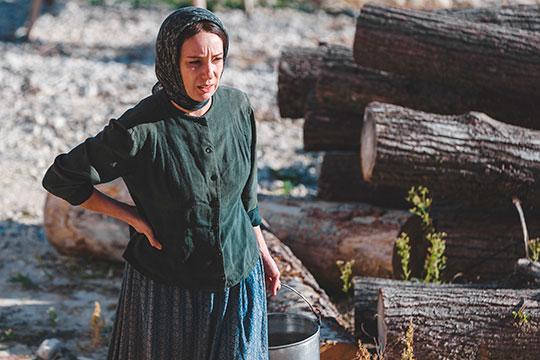 «Татарская женщина неможет полюбить русского мужчину. Ясразу это выкинула...»