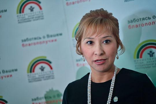 Эльмира Зарипова уже призвала пожилых татарстанцев пользоваться социальными услугами в электронном виде, чтобы минимизировать риски заражения при посещении многолюдных мест