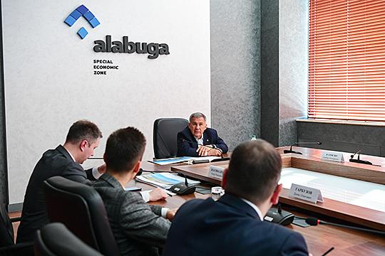 Руководство завода «Полиматиз» заверило президента, что готовы увеличить производство материала в 10 раз