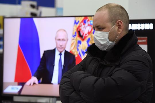 «Моглибы вообще освободить отналогов!»: спасетли бизнес путинская «прививка»?