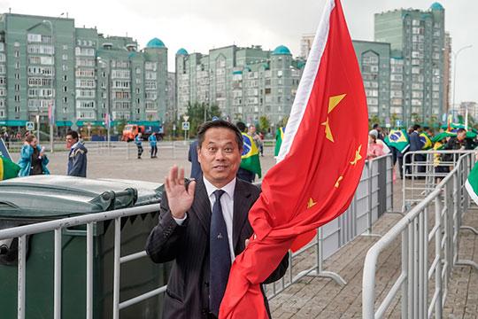 «Только в 2019 году количество китайских туристов в России достигло 1,3 миллиона человек. Татарстан становится все более популярным местом для китайских туристов»