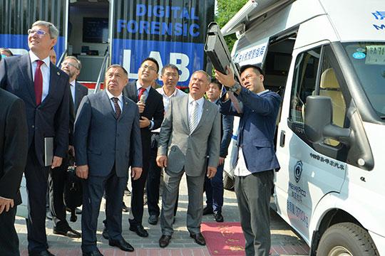 «Президент Татарстана Рустам Минниханов ежегодно посещает Китай, а в 2018 году он побывал там с визитом четыре раза»