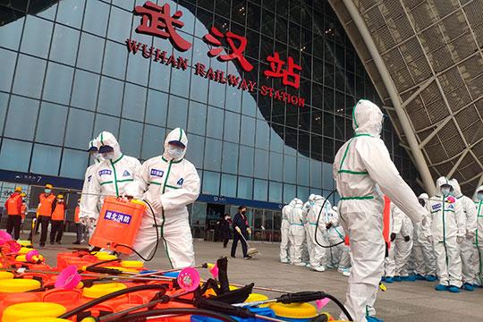 «Китай мобилизовал всю страну инаправил все свои силы наборьбу скоронавирусом. Сейчас победа уже незагорами»