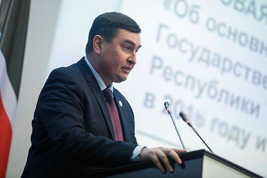 Вчерашняя встреча исполнительного директора Госжилфонда при президенте РТ (ГЖФ) Марата Зарипова началась с мер, которые фонд предпринимает в связи с коронавирусом