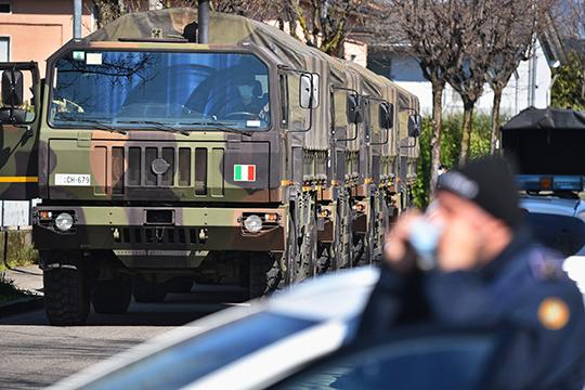«Сейчас вИталии всё очень жёстко: огромные штрафы, контроль полиции, армии. Люди невыходят издома уже несколько недель. Ияуважаю итальянцев зато, что они нетеряют духа»