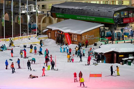 Улететь на горнолыжные курорты России сейчас можно от 20 тыс. рублей на двоих. Цены на туры в Красную поляну подешевели до 30%