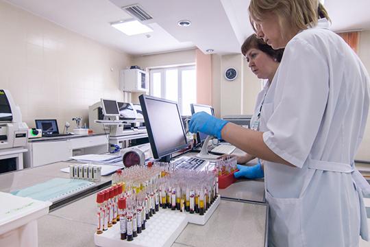 ВБСМП сообщили, что анализы готовы брать лишь усвоих пациентов втяжелом состоянии ипривыраженныхсимптомах
