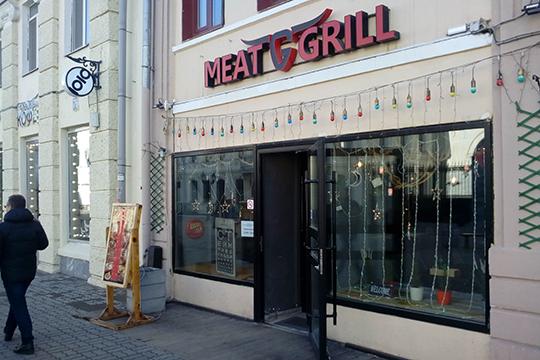 Надежда Ефимова,«Meat Grill»:«Мызакроемся. Если это продлится неделю, тонеделю мы, наверное, простоим закрытые. Пока сделаем генеральную уборку, наведем порядок, все вычистим…»